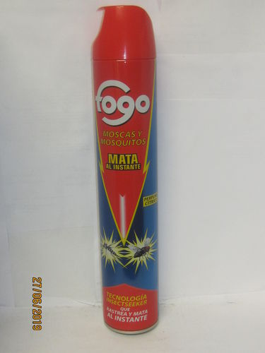 FOGO INSECTICIDA SPRAY 750 ML