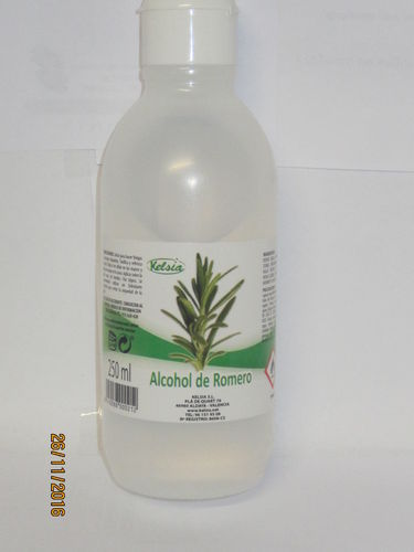 KELSIA ALCOHOL OF ROMERO
