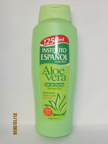 INSTITUTO ESPAÑOL. GEL DE BAÑO ALOE VERA