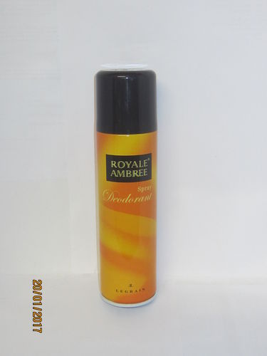 ROYAL AMBREE-DESODORANTE SPRAY- 2OO ML