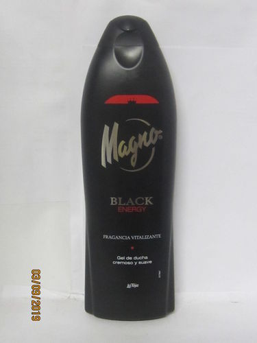 GEL DE BAÑO MAGNO BLACK ENERGY