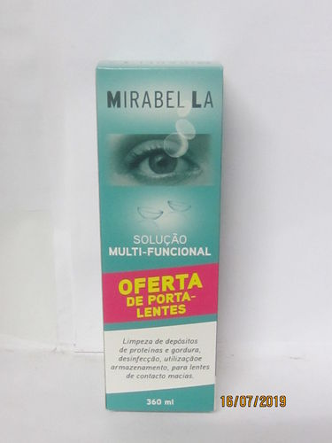 MIRABELLA MULTIFUNCTION SOLUTION LENTILLAS