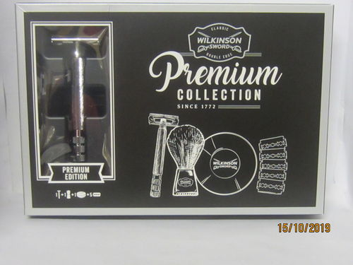 WILKINSON SWORD PREMIUN COLLECTION