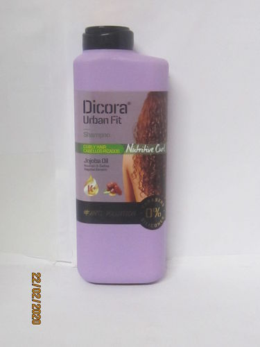 DICORA URBAN FIT CHAMPÚ RICHED HAIRS WITH JOJOBA OIL