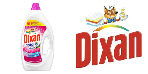 DIXAN DETERGENT GEL 60 DOSES BYE BY SEPARATION