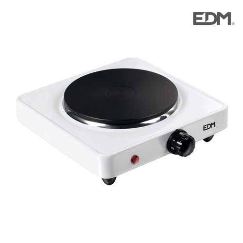 ELECTRIC COOKER - 1 FIRE - 1000W - EDM